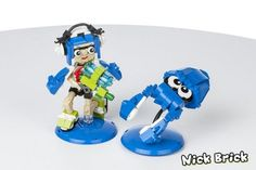 #splatoon en #lego #Nintendo