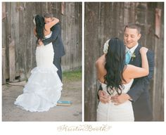 {Caleb and Breanna} Vintage Country Wedding at The Grove