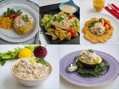 Godaste tonfiskröran - ZEINAS KITCHEN Zeina, Swedish Recipes, Lchf, Afternoon Tea, Starters, Seafood, Sandwiches, Food And Drink, Cooking Recipes