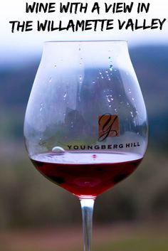 We fell in love with the Willamette Valley during our stay at Youngberg Hill in McMinnville, Oregon. Was it the lush, green hills or the peppery Pinot Noir? Actually, it was both.