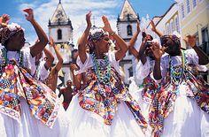 Festival, Salvador, Brazil