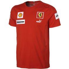 Scuderia Ferrari t-shirt 2008 by Puma
