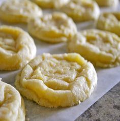 Award winning Lemon Cookie - Don't ever lose this recipe - they are amazing!