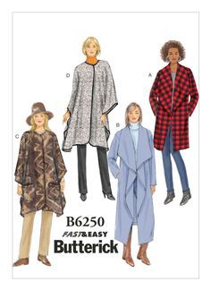 B6250   Butterick Patterns