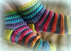 Ravelry: Raupensocken pattern by Gaby M. Slip Stitch Crochet, Free Crochet, Knit Crochet, Crochet Patterns For Beginners, Knit Patterns, Free Knitting, Knitting Socks, Ravelry, Chunky Twists