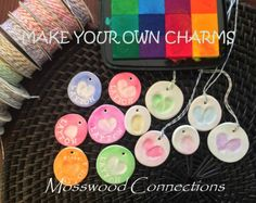 Make your own Charms fingerprint craft