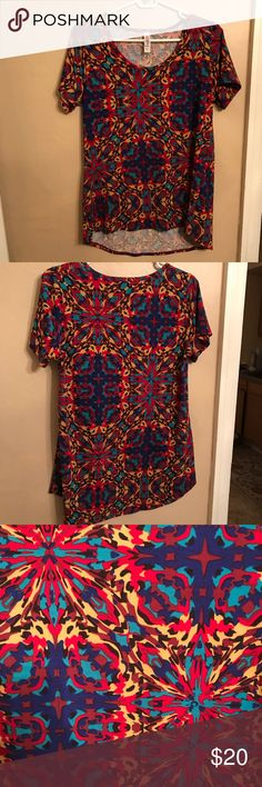 Lularoe classic t Bright and comfortable lularoe t-shirt LuLaRoe Tops Tees - Short Sleeve