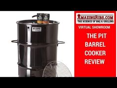 You'll be flabbergasted as you create one perfectly smoked delicacy after another with little more effort than preparation. This AmazingRibs.com Pitmaster Award winner is $300 delivered to your door. Pop it out of the box and start SMOKIN! Pit Barrel Cooker is one of the more impressive products we've tested.