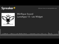 LuneApps 13 : Les Widgets - YouTube