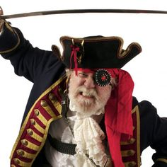 September 19 be Talk Like a Pirate Day, mateys. So you know what that means? Time t' talk like a real pirate o' course! #TalkLikeaPirateDay