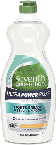 Seventh Generation Dish Liquid Soap, Free & Clear, 25 Fl Oz Cruelty Free Cleaning Products, Diy Cleaning Products, Cleaning Items, Dishwashing Liquid, Liquid Soap, Handwriting Activities, Farmhouse Floor Plans, Modern Farmhouse, Dishwasher Soap