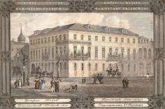 Zur Traube Darmstadt 1830
