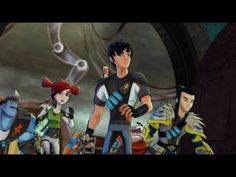 Slugterra: Return of the Elementals is Available NOW! #MovieRelease - momdoesreviews.com