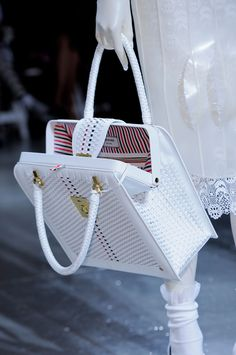 Thom Browne Spring 2014 Runway Pictures - StyleBistro