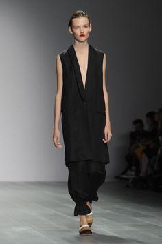 Eudon Choi Ready To Wear Spring Summer 2015 London