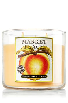 Market Peach 14.5 oz. 3-Wick Candle - Slatkin & Co. - Bath & Body Works @Shasta Shoemaker MOTHER'S DAY is coming! :-)