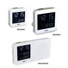 braun's new digital table clock collection