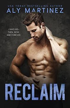 Reclaim is a new, must read romance book release coming in November 2020. Check out the entire list of most anticipated romance books releasing in November 2020. Book Club Books, New Books, Books To Read, Aly Martinez, New Romance Books, Lovers Romance, Contemporary Romance Books, Letting Go Of Him, Historical Romance