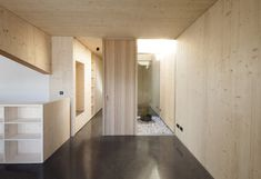 Refurbishment of an Apartment in the Italian Alps,© Philipp Kammerer