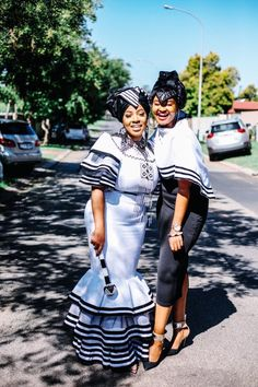 traditional xhosa dresses new wedding styles 2020 - Spiffy Fashion African Wedding Attire, African Attire, African Dress, South African Traditional Dresses, Traditional Outfits, Traditional Wedding, Traditional Design, African Print Fashion, African Fashion Dresses