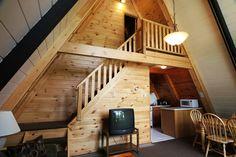 a frame chalet interior images | Go Back > Gallery For > A Frame Cabin Inside