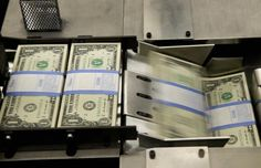 Dollar gains on U.S. inflation data, ECB easing expectations