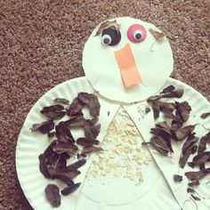 Toddler Talk: Crafting with Nature - Seize the season and get artsy using outdoor materials