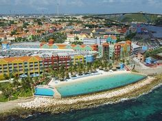 Curacao- Renaissance Hotel