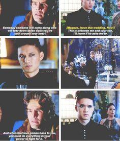Season 1 Episode 12: Ragnor and Magnus