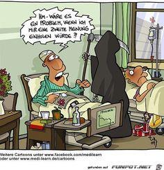 lustiges Bild 'Waere es ein Problem.jpg'- Eine von 3294 Dateien in der Kategorie 'Cartoons / Comics' auf FUNPOT.