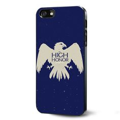 Game Of Thrones - Arryn As High As Honor Samsung Galaxy S3 S4 S5 Case Samsung Galaxy Note 3 Case iPhone 4 4S 5 5S 5C Case Ipod Touch 4 5 Case
