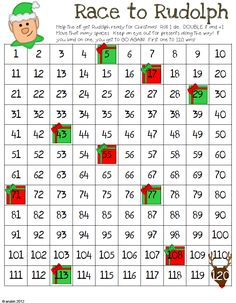 Dobles navideños - Aprendiendo matemáticas