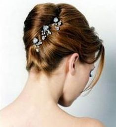 French twist hair styles pinterest french twists updos and do it yourself wedding hairstyles for medium length hair solutioingenieria Images