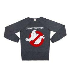 We love fine Ghostbusters sweater