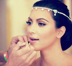 Love the makeup.