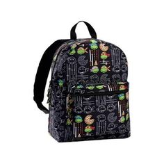 ad72cb549dc Ninja Turtles Comic 16 Backpack Walmart.com ( 9.88) ❤ liked on Polyvore  featuring