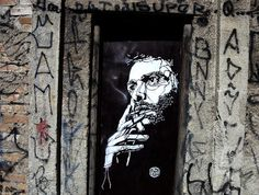 Christian Guémy: stencils all over the world