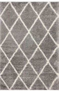 Rugs USA Moroccan Diamond Shag Grey Rug 8x10 use coupon code and should get 1/2 off, so should only cost $300
