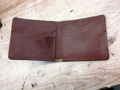 """It Begins- My First Attempt To Sell Some """"horween"""" Wallets! - Purses, Wallets, Belts and Miscellaneous Pocket Items - Leatherworker.net"""