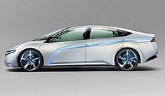 New Honda EV, Plug-in Due by 2018