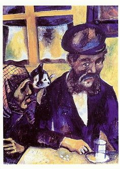 Parents of Marc Chagall