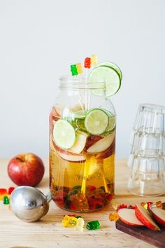 The Most Magical Sangria That Has Ever Existed