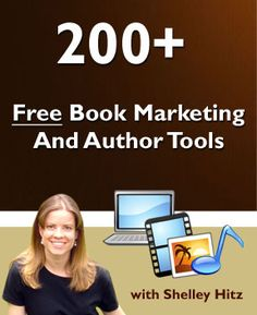 200  Free Book Marketing and Author Tools! www.self-publishi...