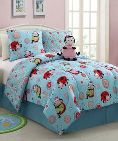 http://archinetix.com/lola-the-lady-bug-reversible-3piece-comforter-3-piece-set-twin-p-7732.html
