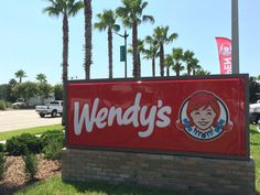 Residents love cooling down with Frostys from Wendy's after a fun day at Splash Water Park!