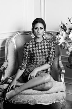 "vogue-at-heart: ""Olivia Palermo for Hello Fashion Magazine, October 2014 """