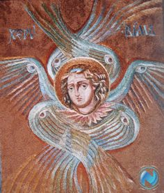 вариант Byzantine Icons, Byzantine Art, Angels Among Us, Angels And Demons, Seraph Angel, Angel Artwork, Christian Images, Principles Of Art, Angel Pictures