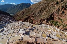 #travel #peru #marassaltponds #landscape #salt #incas