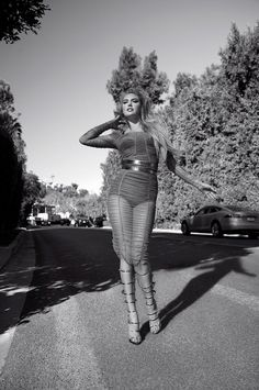 Kate Upton in V Magazine 100th issue