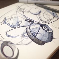 My brand new course: Perspective Sketching the Easy Way: From Coffee Cups to Cars is live! Get your limited time coupon of 43% off now at TheSketchMonkey.com (link in bio) Course goals: - easily sketch cars and products in perspective - how to boost your creativity - learn perspective sketching using simple geometries - learn to sketch a car in 3 views using Cloud Sketching - How to sketch a vacuum in perspective using simple guidelines - ...and a lot more Go to thesketchmonkey.com click on…